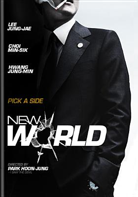 NEW WORLD BY CHOI,MIN-SIK (DVD)