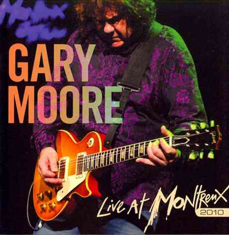 LIVE AT MONTREUX 2010 BY MOORE,GARY (CD)